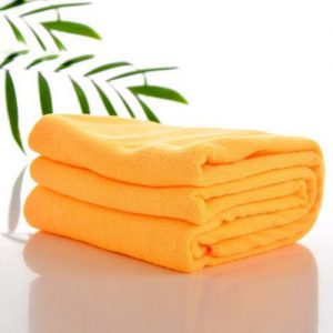 Major sales of towels and blankets
